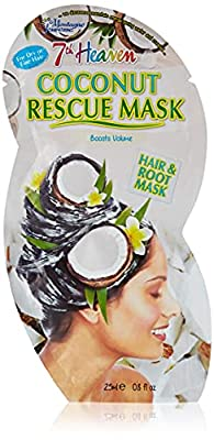 Coconut Protein Rescue Mask by MONTAGNE JUENESSE FACEPACK