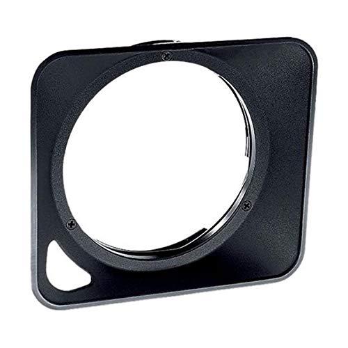 Carl Zeiss 1365-665 - Parasol para Objetivos telemétricos de Serie ZM (21 y 25 mm), Color Negro
