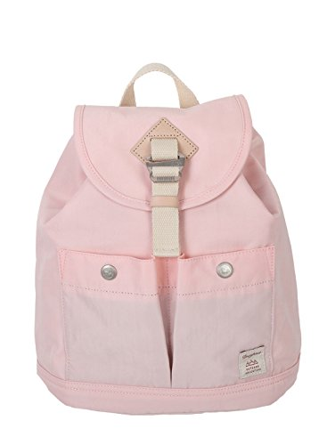 Doughnut MONTANA Mini Rucksack Unisex 10L mit Tablet-Fach I ideal als leichter Reise- oder City-Rucksack I Travel Rucksack funktionell & handgefertigt I Daypack (Pink (Sakura))