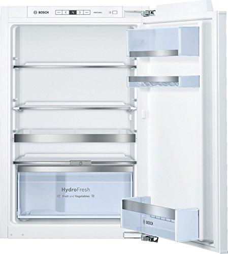 Bosch KIR21AD40 Serie 6 Einbau-Kühlschrank / A+++ / 88 cm Nischenhöhe / 65 kWh/Jahr / 144 L / SuperKühlen / VarioShelf