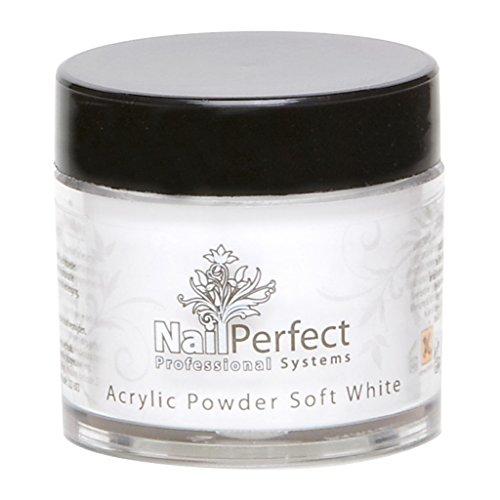 Nail Perfect - Powder Soft White Résine
