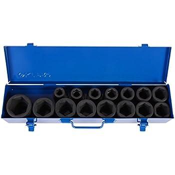 KT Pro Tools C1610M26 3//4 Drive 6-Point Socket King Tony