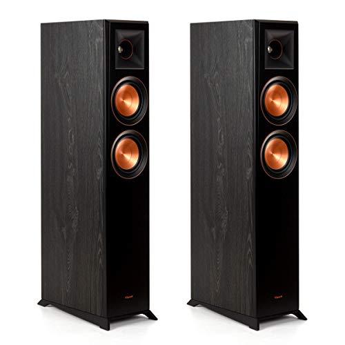 Klipsch RP-5000F Floorstanding Speakers (Ebony Pair)
