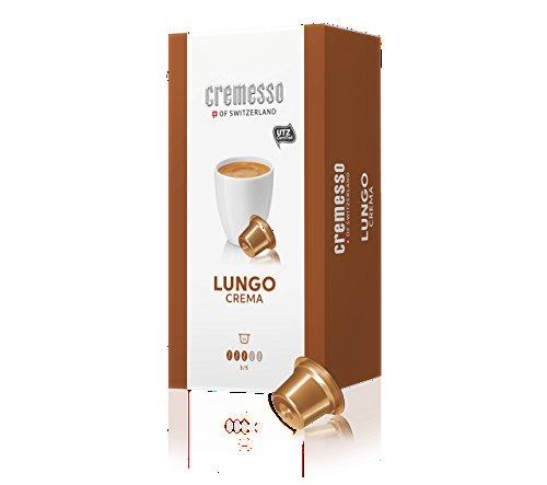 Cremesso of Switzerland Modell: Lungo Crema Inhalt: 3x16 Kapseln