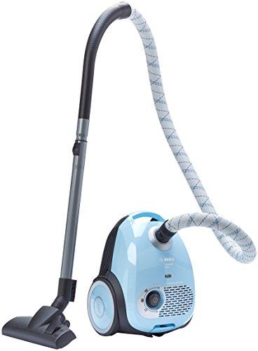 Bosch MoveOn Mini Aspirador, color aguamarina, volumen de la bolsa de...