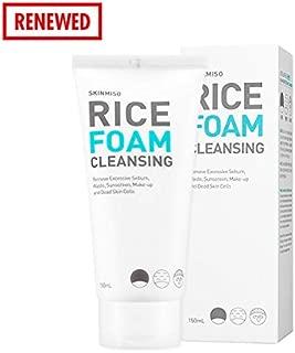 Best rice foam cleansing skinmiso Reviews