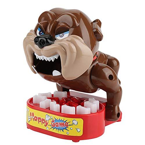 Tricky Toy Cane Premendo Le Ossa Tavolo Divertente Gioco di Joke Famiglia di Genitori di Bambini Giocattoli Interattivi Compleanno Natale Halloween Regalo