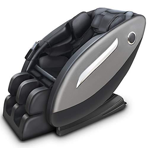 GAOWF Automatische Kneten Massagestuhl Startseite Ganzkörper Shiatsu Recliner Schwerelosigkeit elektrisch leitende Sofa hautfreundlich und schmutzabweisend