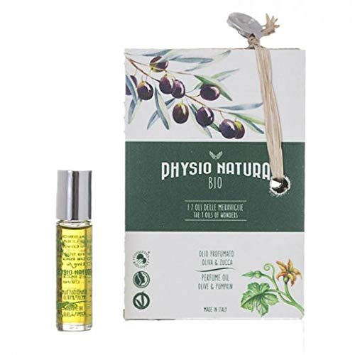 Nivea Physio Natura Bio Libro Olio Oliva E Zucca Roll On 10 ml