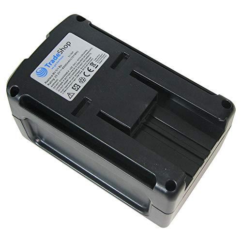 Trade-Shop Premium Li-Ion Akku 25,2V / 6000mAh ersetzt Kärcher 6.654-284.0 66542840 für Kärcher Scheuersaugmaschine BR 30/4 C