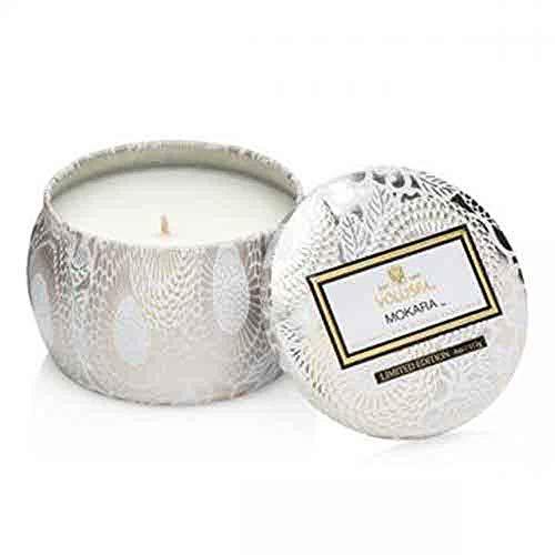 Voluspa Mokara Japonica Limited Edition Petit Decorative tin Scented Candle