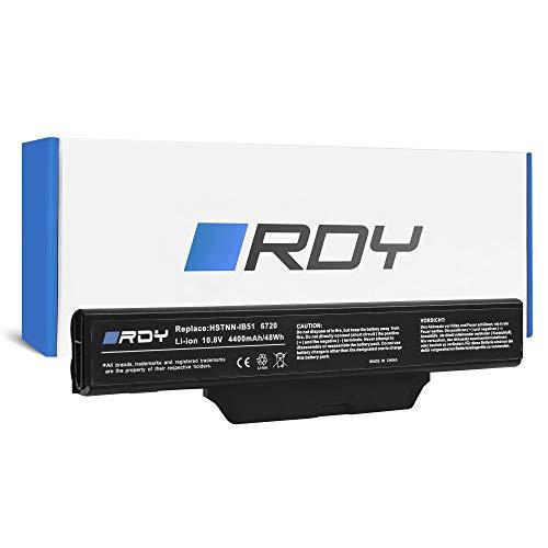 RDY Batería HSTNN-IB51 HSTNN-LB51 HSTNN-OB51 para HP Compaq 550 610 615 6720s 6730s 6735s 6820s 6830s