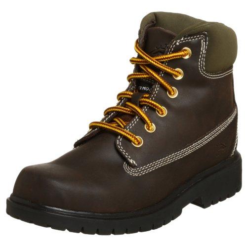 UGG K Bolden Weather Boot, Black, Size 6