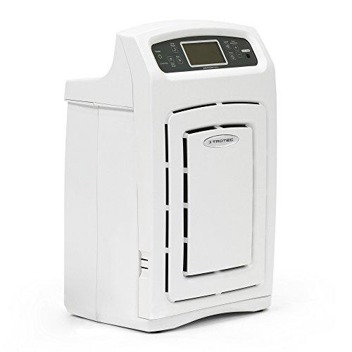 TROTEC Purificador de aire AirgoClean 105 S, filtro True HEPA, 253 m³/h