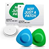 NOT JUST A PATCH Bundle of Blue and Green Patches for Freestyle Libre and Medtronic