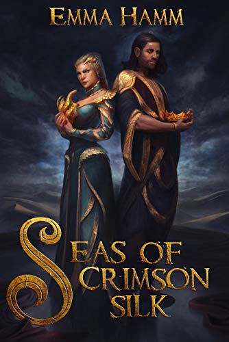 Seas of Crimson Silk (Burning Empire Book 1) (English Edition)
