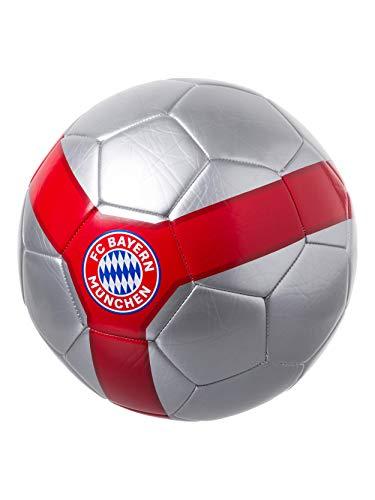 FC Bayern München Ball Silber