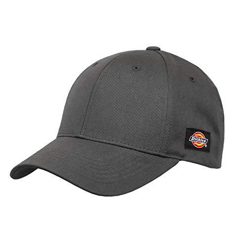 Dickies Adjustable Baseball Cap-Charcoal