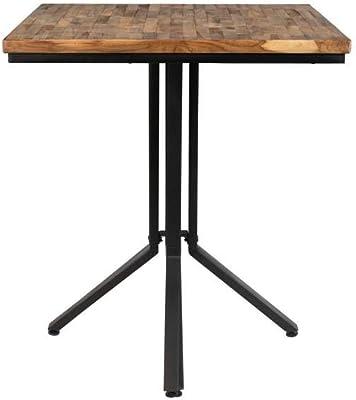 Felis Lifestyle Counter Table Maze Square Natura, Taille Unique