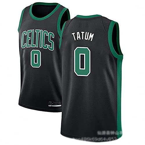 WYNBB 2021 NBA Celtics n#0 Tatum Basketball Jersey Set Ropa De Bordado De Baloncesto Masculino Ropa De Entrenamiento Ropa,C3,L