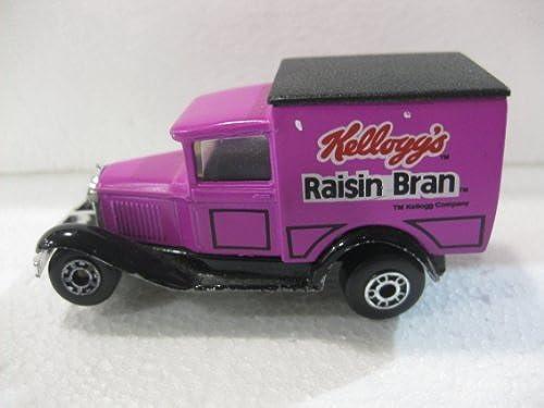 Raisin Bran Kellogg's Delivery Truck Matchbox by Matchbox