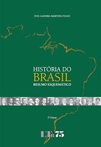História Do Brasil: Resumo Esquemático