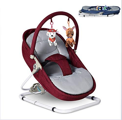 JTYX baby schommelstoel handmatige opvouwbare aanpassing multifunctionele ligstoel pasgeboren stoelen