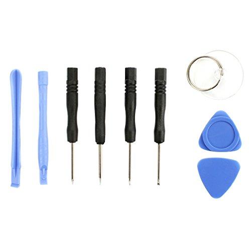 MyEstore Téléphone Outils de réparation Great 9 1 Repair Tool Set for iPhone 7 & 7 Plus
