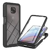 Coque Antichoc Compatible avec Motorola Moto G Power (2021),Protecteur d'écran intégré,360 °...