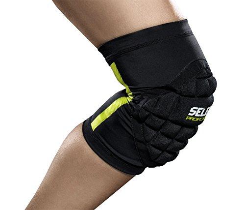Select Kniebandage Handball Women, L, schwarz, 5625103111