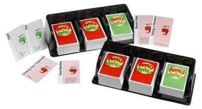 Apples to Apples Junior 9+ 2nd Edition by Out of the Box