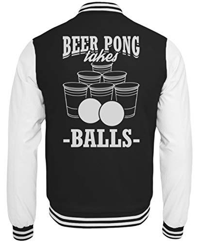 Chorchester Ideaal voor alle bierpong spelfans - college sweatjack