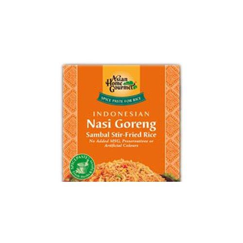 Asian Home Choice Gourmet Indonesian Nasi Rice Fried Sambal Goreng Stir El Paso Mall