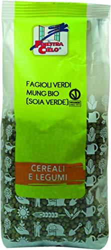 La Finestra Sul Cielo Fagioli Verdi Mung - 500 g