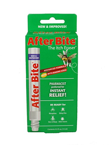 After Bite--The Itch Eraser! Fast Relief from Insect Bites & Stings .5 fl oz (2 pack)
