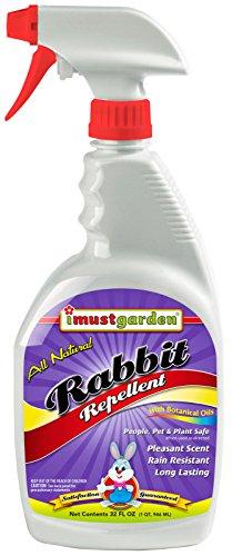 I Must Garden Rabbit Repellent: Mint Scent Rabbit Spray
