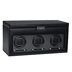 This image shows WOLF 456302 Viceroy which is the best triple watch winder in my review