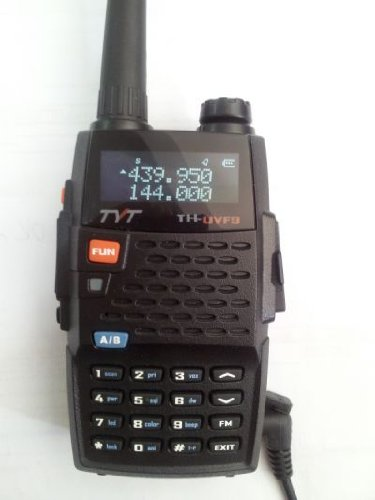 TYT TH-UVF9 Dual Band Amateur VHF/UHF Ham Radio 2m/440 mhz