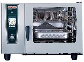 Rational SCC WE 62 E Self-Cooking Center WhiteEfficiency 62