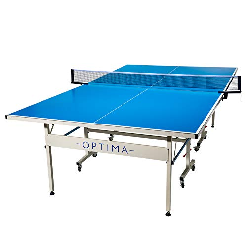 Franklin Sports Table Tennis Table - Optima All-Weather Outdoor Table - Pro...