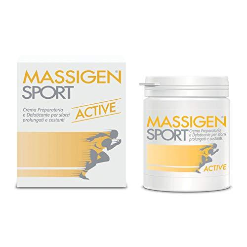 Massigen Sport Active Deaktivierende Creme für den Sport, 100 ml