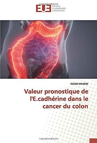 Valeur pronostique de l'E.cadhérine dans le cancer du colon