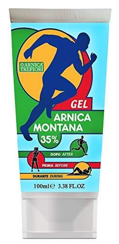 35% ARNICA MONTANA GEL SPORT - 100ml TREFIORI
