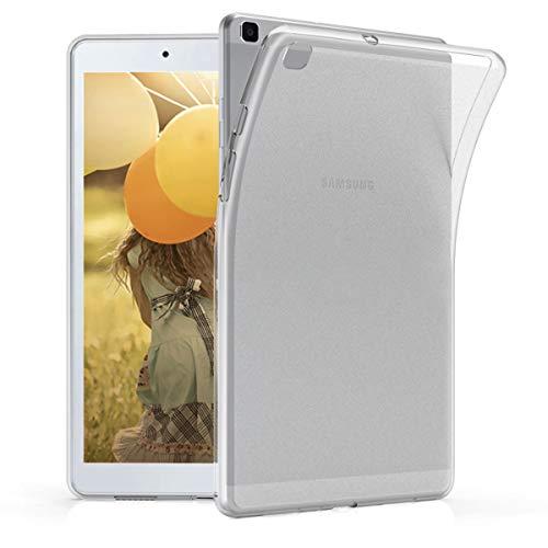 kwmobile Cover compatibile con Samsung Galaxy Tab A 8.0 (2019) - Custodia Tablet in silicone TPU - Copertina protettiva Tab - Backcover