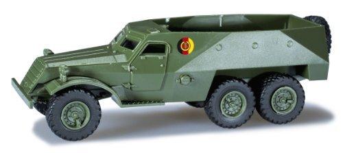 """744195 HERPA Minitanks IFA L 60 Koffer-LKW /""""NVA/"""" H0"""