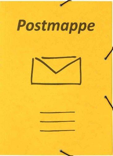 10 Postmappen DIN A4