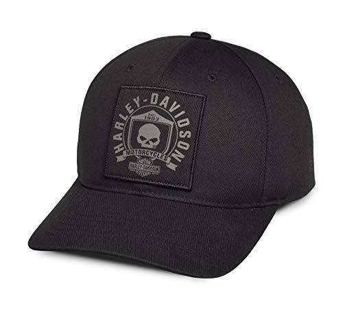 Harley-Davidson Skull Shield Patch Cap Schirmmütze, 99492-17VM