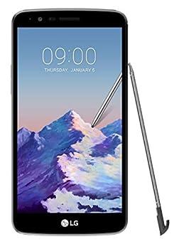 LG Stylo 3 Plus MP450 4G LTE 32GB Android 7.0 Nougat 5.7  Titanium Gray GSM Unlocked