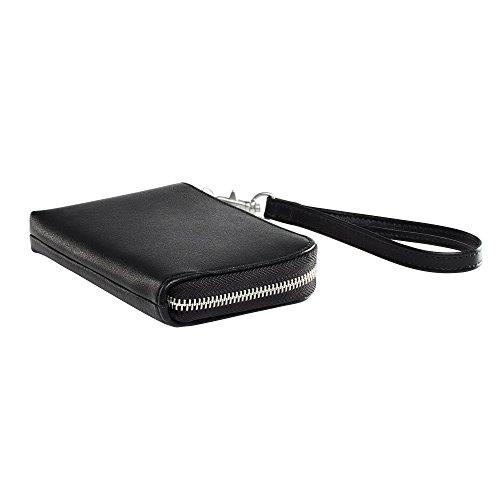 HP Sprocket Black Wallet Case (2HS23A)