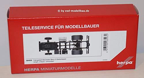 Herpa 84932 TS FZ MB 3-Seiten Kipper, Farbe
